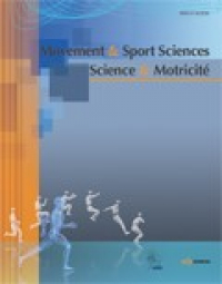 Science et Motricité : Movement & Sport Sciences